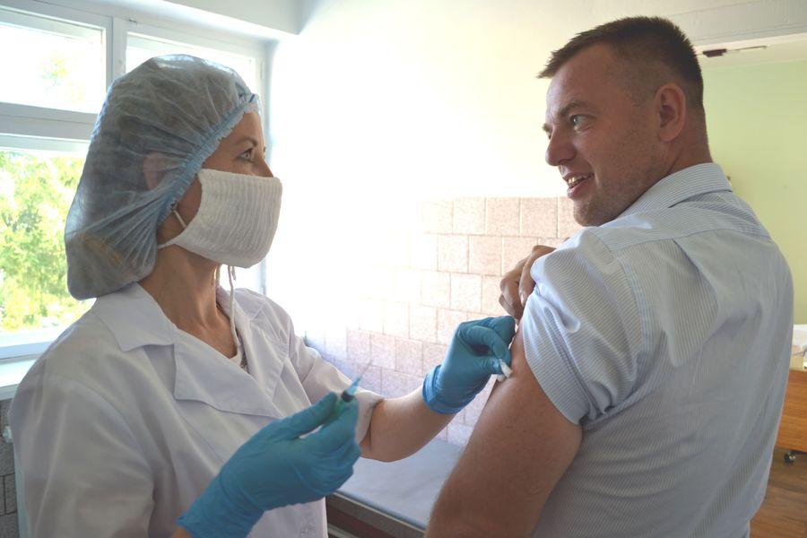 Прививочная кампания против гриппа уже началась