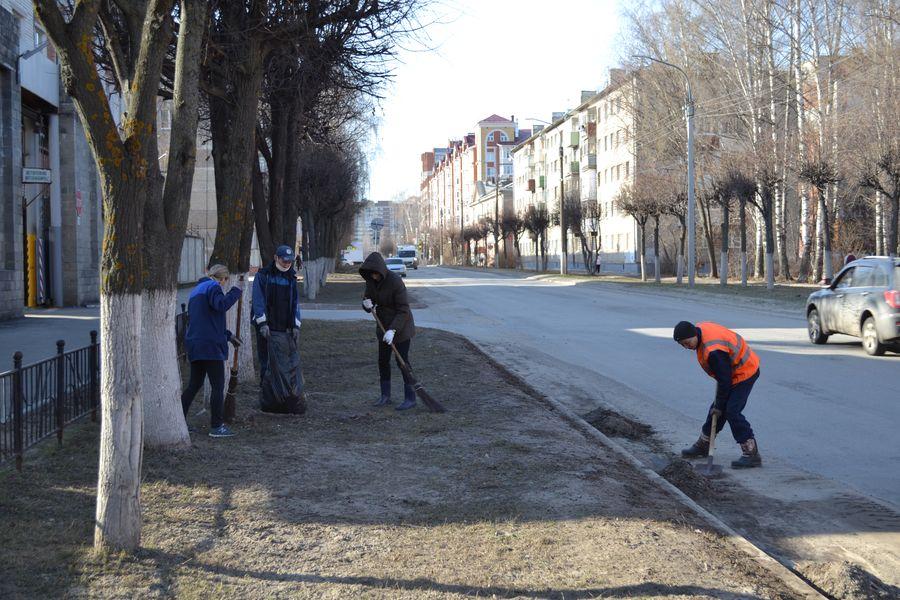 Чистота и порядок в городе