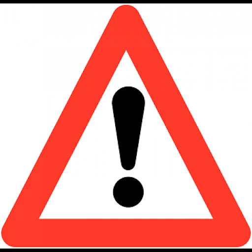 Предупреждение о проведении гидравлических испытаний повышенным давлением тепловых сетей