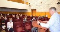 Самовыдвиженец в Госдуму Владимир Кожанов встретился с энергетиками МУП «Йошкар-Олинская ТЭЦ-1»